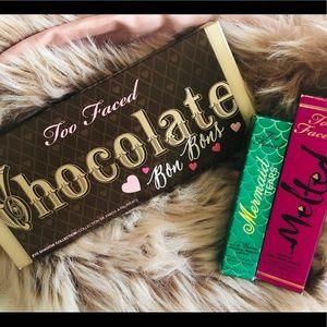 "🎁FREE Too Faced ""Chocolate Bon Bon's Palette"".🎁"